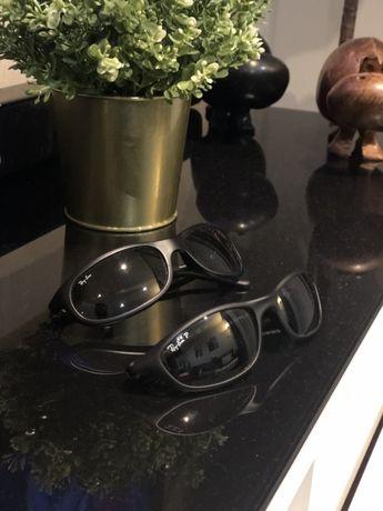 Óculos de Sol Ray Ban - Pretos - CRIANÇA