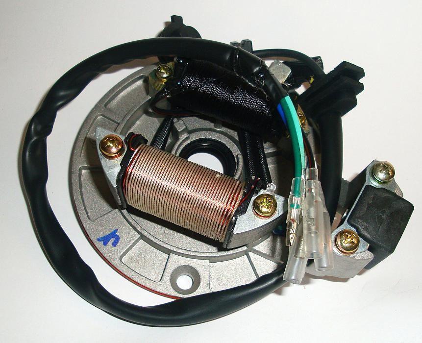 Pit Bike Prato de bobines Magnético