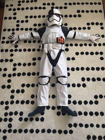 Fato Stormtrooper(soldado imperial)Starwars original Disney como novo