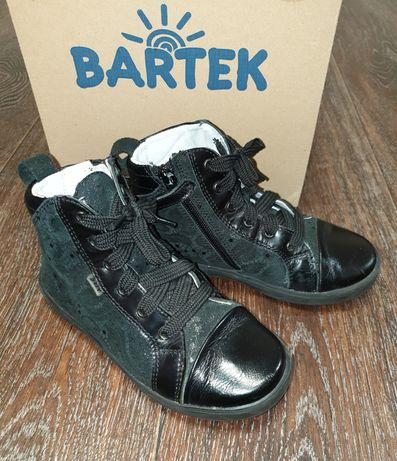 Осенние ботинки bartek для девочки