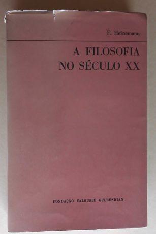 a filosofia do século XX / f. heinemann