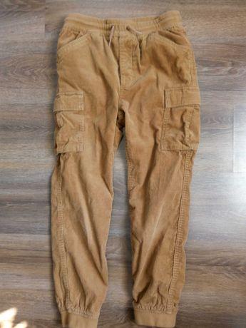 Вельветовые штаны Gap Kids на х/б подкладке