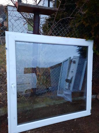 Okno 142 x 148 szerokości. REDA  Otwierano-uchylane
