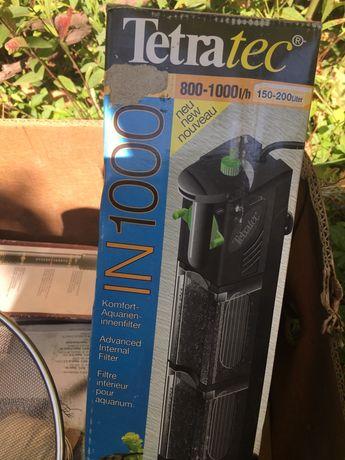 Tetratec IN1000 /  Фильтр воды для аквариума