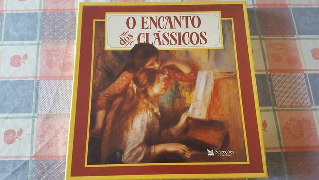 Discos Vinil LPs - O Encanto dos Clássicos