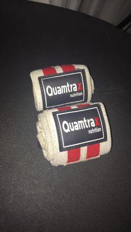 Proteção pulso Quantrax Nutrition Gym
