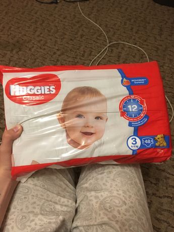 Памперсы Huggies, Huggies classic
