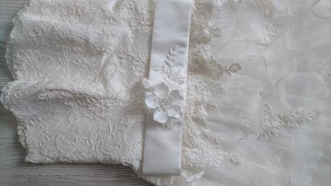 Sukienka ślubna 36-38
