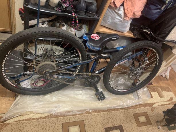 Горный велосипед 24 колеса СРОЧНО