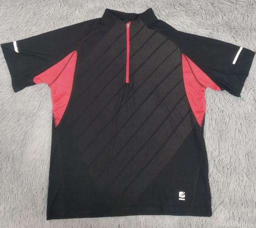 Спортивная футболка для бега, велосипеда