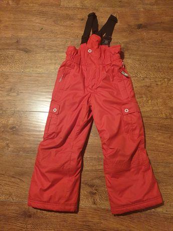 Spodnie narciarskie  roz 116