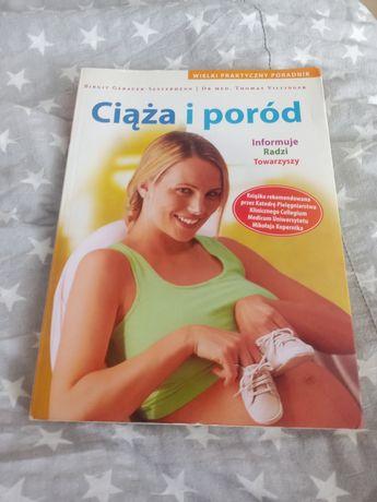 Książka Ciąża i poród poradniki o ciąży dla kobiet w ciąży