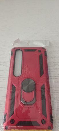 Czerwone pancerne etui do Xiaomi Mi 10 Pro