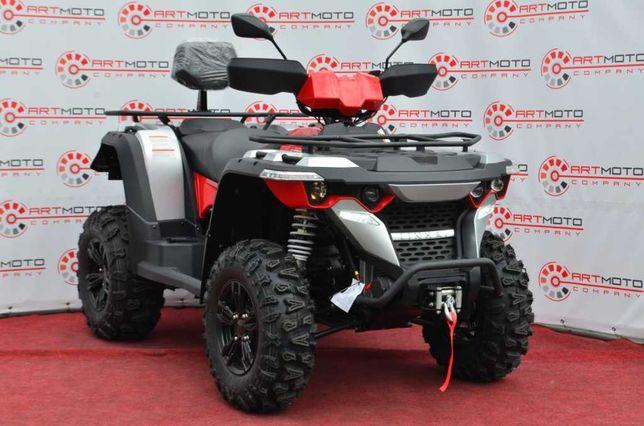 Квадроцикл Linhai M550L EFI возможность постановки на учёт ARTMOTO