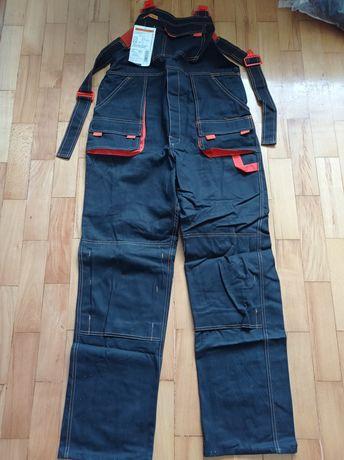 Spodnie ogrodniczki spawalnicze BRIXTON-SPARK rozmiar 52