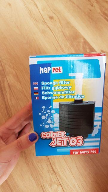 Happet corner jet 03 filtr gąbkowy