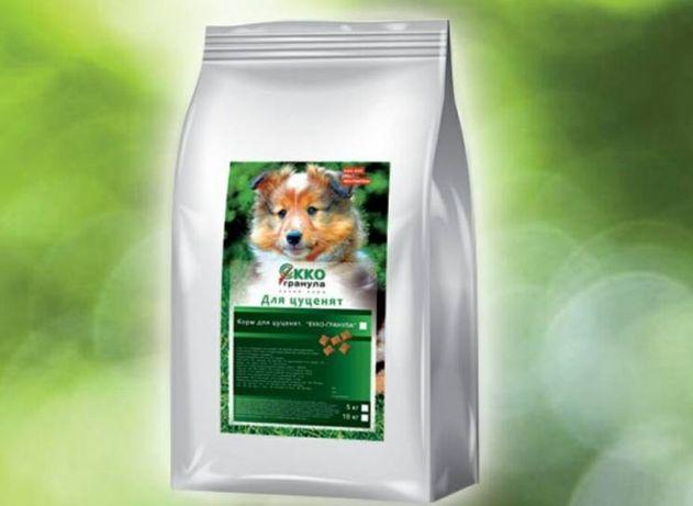 Сухие корма для собак и котов Josera. Chicopee. ЭККО ГРАНУЛА