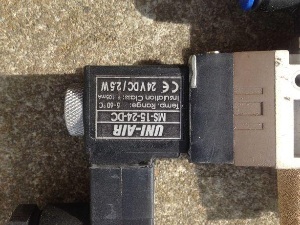 ymv 5218 elektrozawor powietrze pneumatyka robotyka rc