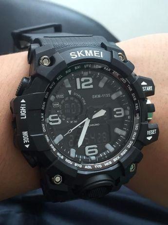 sportowy MĘSKI militarny zegarek SKMEI MUDMASTER