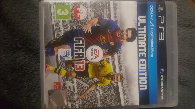 Fifa 13 ultimate edition ps3 pl