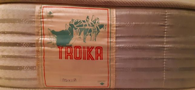 Colchão marca troika 195×118