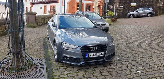 Audi A5 Sportback 3.0 TDI Stronic o mocy 245 KM 2xSLINE # Bang Olufsen