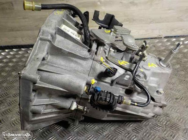 320104000R  Caixa velocidades manual DACIA LODGY (JS_) 1.5 dCi K9K 666