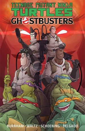 Teenage Mutant Ninja Turtles/Ghostbusters (TMNT, Черепашки ниндзя)