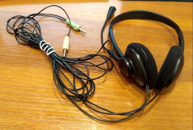 навушники hama cs 188