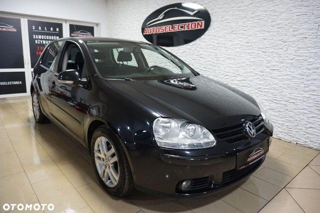 Volkswagen Golf 1.6 Benz + Lpg Sekw. 2008r United Klima Bez Rdzy