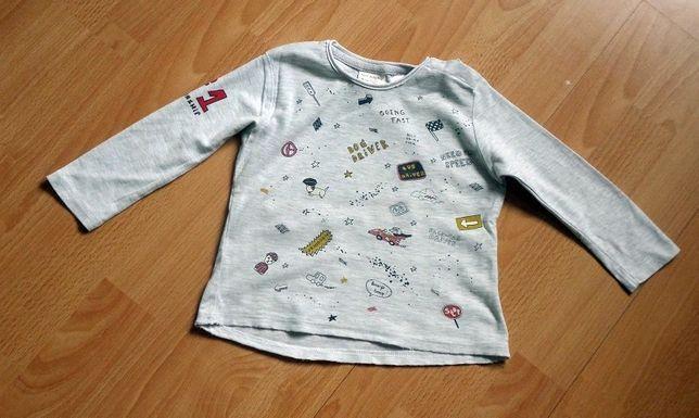 ZARA bluzka dla chłopca 86