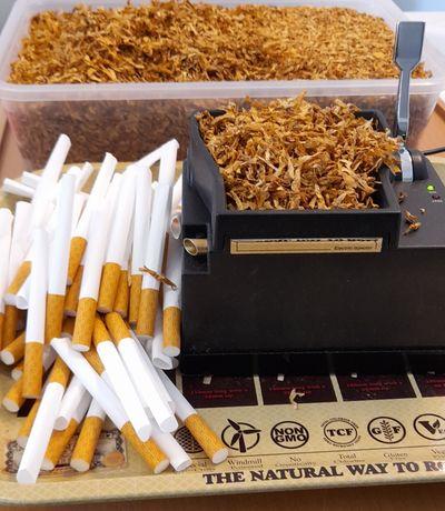 Máquina de encher cigarros