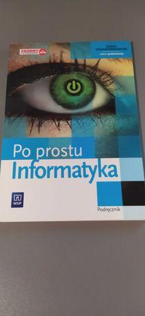 Po prostu Informatyka Podręcznik WSiP