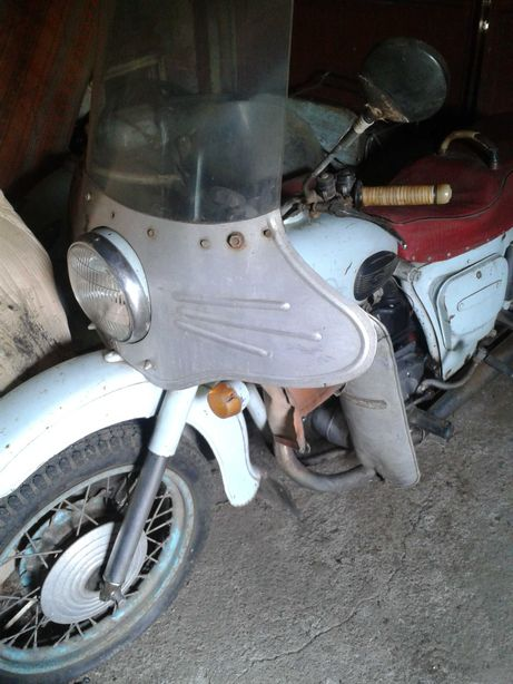 Мотоцикл ИЖ-56.