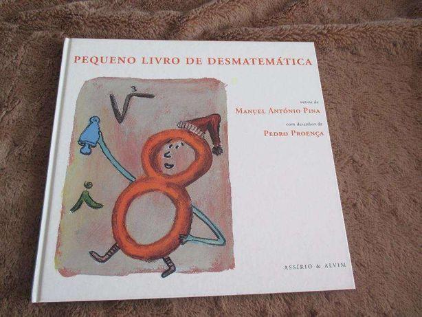 Livro- Pequeno livro de desmatemática