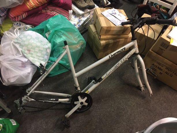 Bicicleta antiga - completa em peças