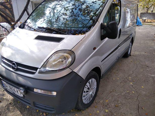 Opel vivaro 2002