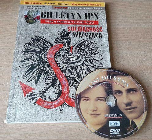 Biuletyn IPN - nr 5 (138) maj 2017 + DVD