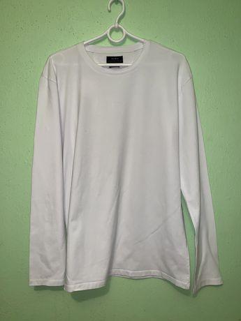 Koszulka z dlugim rekawem Zara XL