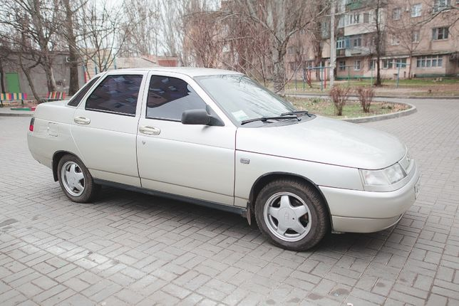 ВАЗ 2110 2005 1.6 16 клап, сборка Россия