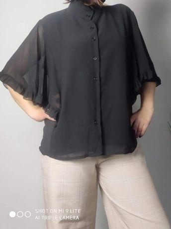 Przepiękna koszula Boohoo elegancka , zmysłowa! wyprzedaż mega ceny