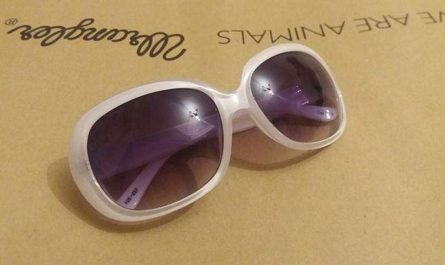 Okulary białe Orsay
