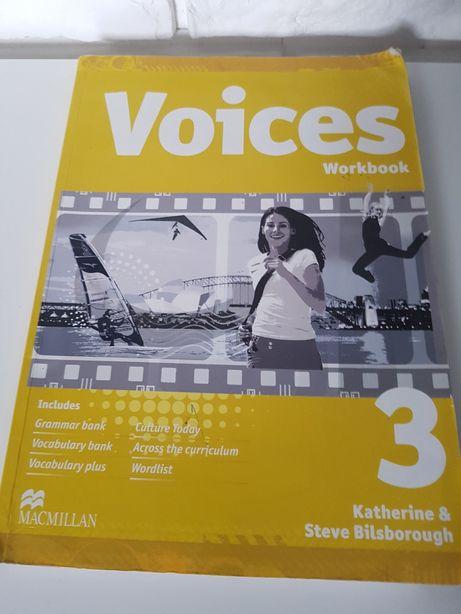 Voices 3 książka i ćwiczenia