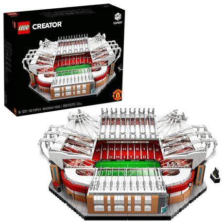 LEGO Creator Олд Траффорд-стадион Манчестер Юнайтед (10272)