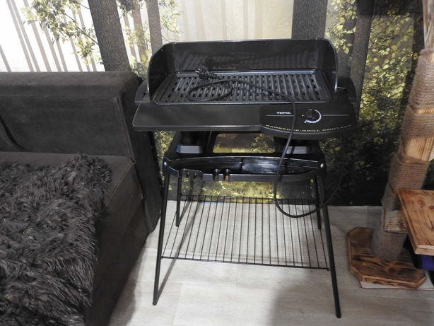Grill  Elektryczny TEFAL 1500W idealne grillowanie cały rok