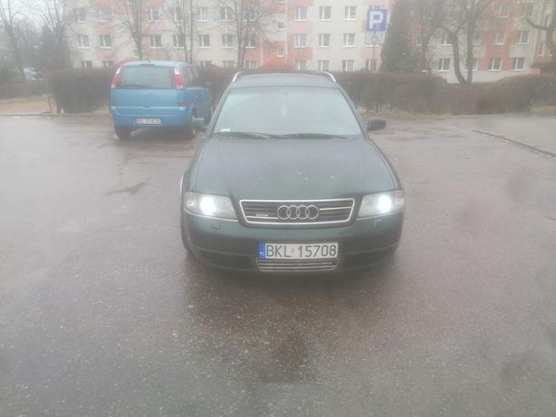 Lampy xenonowe Audi A6c5