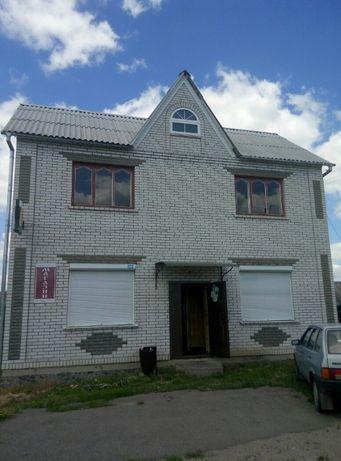 Продам двухэтажный дом/магазин вместе с участком на 22 сотки jkx