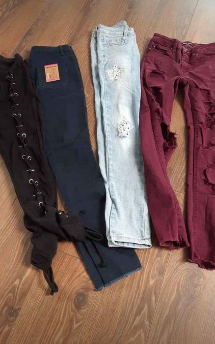 Spodnie dziewczęce Boguchwałów - image 1