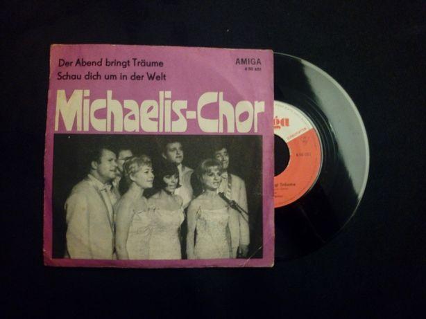 """Winyl Michaelis-Chor-""""Der Abend Bringt Träume/Schau Dich Um In Der..."""""""