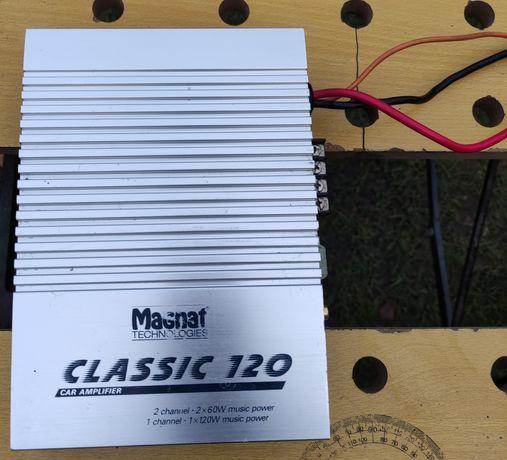 Wzmacniacz samochodowy Magnat CLASSIC 120